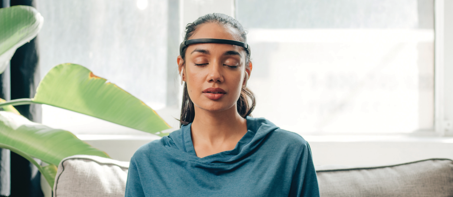 Muse: Technology Enhanced Meditation with EEG technology